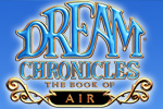 Dream Chronicles - The Book of Air continues a gorgeous, smart series!