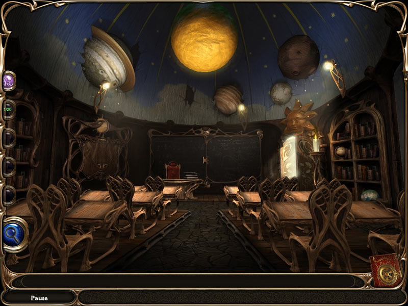 Dream Chronicles - The Book of Air Collector's Edition screen shot