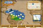 Screenshot of Dream Vacation Solitaire