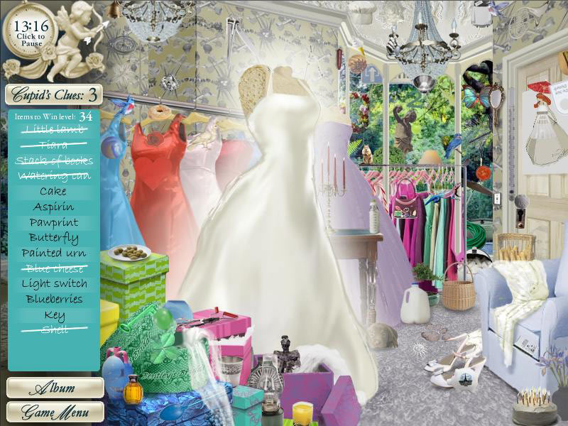 Dream Day Wedding screen shot