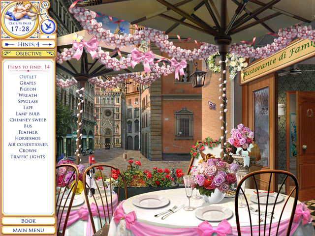 Dream Day Wedding - Bella Italia screen shot