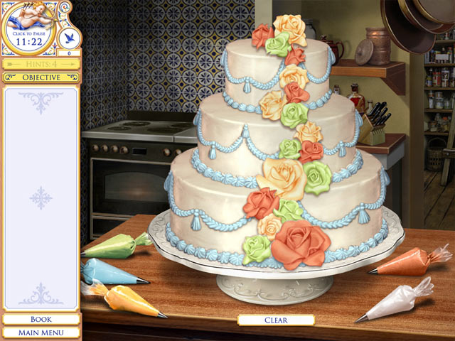 Dream Day Wedding - Bella Italia screen shot
