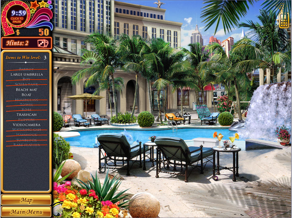 Dream Day Wedding - Viva Las Vegas! screen shot