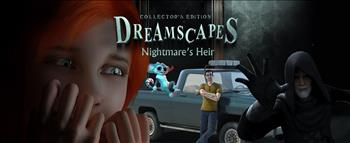 Dreamscapes: Nightmare's Heir Collector's Edition - image