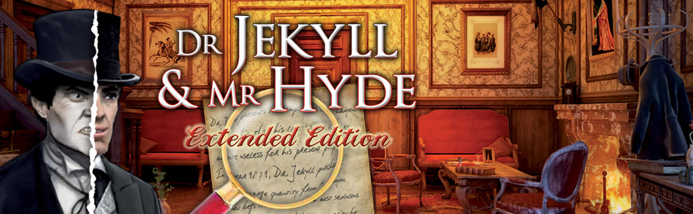 Dr. Jekyll and Mr. Hyde: Extended Edition