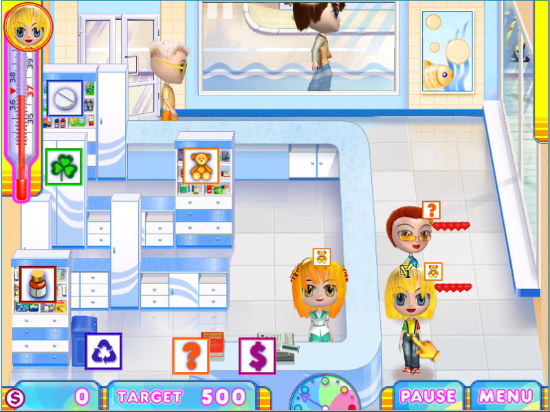 Drugstore Mania screen shot