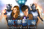 Dr. Who, Episode 2 is an adventure game in the style of the modern television series. Help the Doctor and Amy defeat an army of Cybermen.