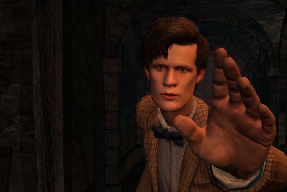 Dr. Who Episode 5: The Gunpowder Plot screen shot