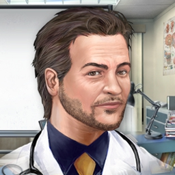 Dr. Wise - Medical Mysteries - Seek out the causes of strange illnesses in Dr. Wise - Medical Mysteries! - logo