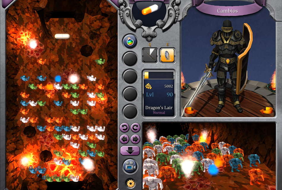 Dungeon of Elements screen shot