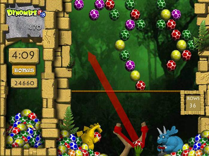 Cash Tournaments - Dynomite!™ screen shot