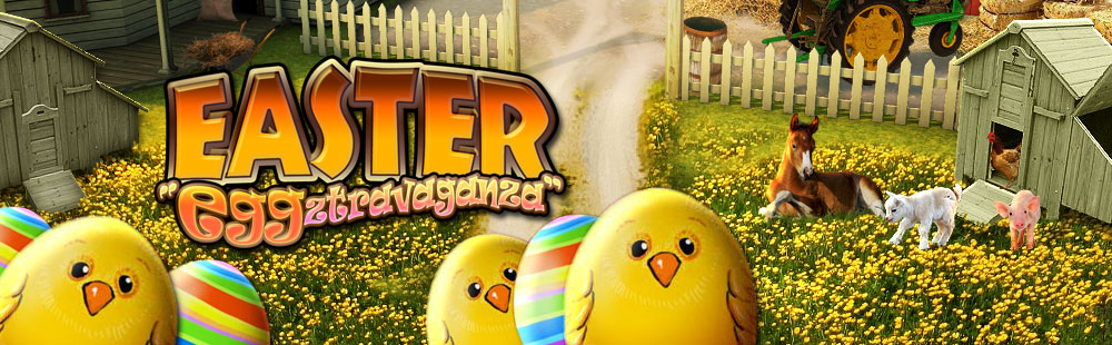 Easter Eggztravaganza