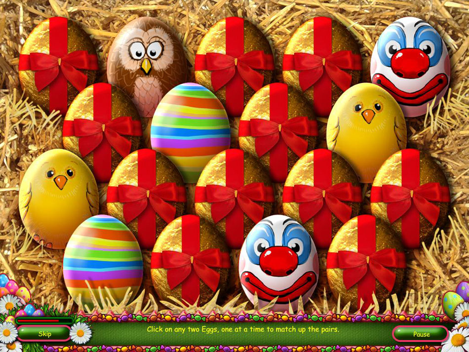 Easter Eggztravaganza screen shot