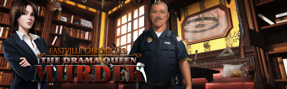 Eastville Chronicles: The Drama Queen Murder