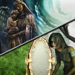 Echoes Bundle - This special Echoes Bundle combines two popular hidden object games in one great package! Enjoy Behind the Reflection and Echoes of Sorrow. - logo