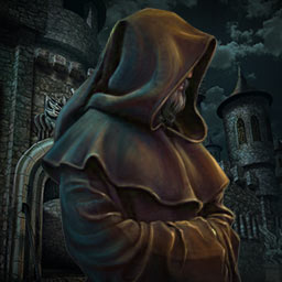 Echoes of the Past: The Castle of Shadows - Something's wrong at the museum. Defeat an ancient curse and stop an evil witch in the hidden object game Echoes of the Past: The Castle of Shadows! - logo