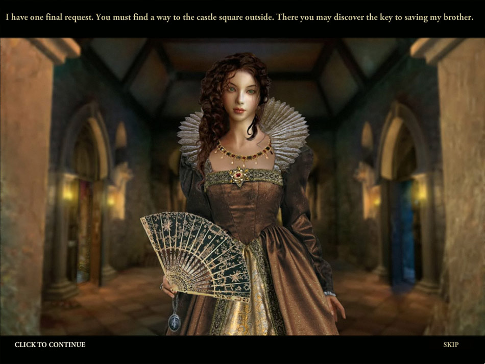 Echoes of the Past: The Citadels of Time screen shot