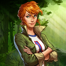Eden's Quest - The Hunt for Akua - Eden's Quest - The Hunt for Akua skillfully blends puzzles and adventure! - logo