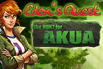 Eden's Quest - The Hunt for Akua skillfully blends puzzles and adventure!