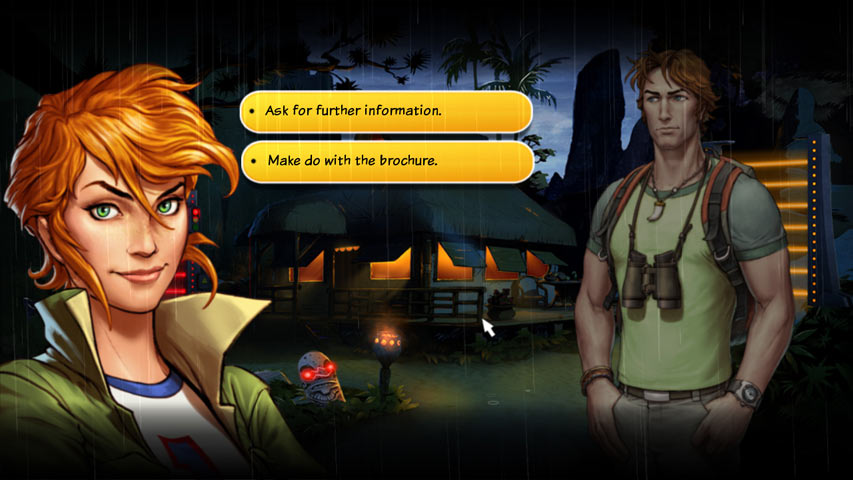 Eden's Quest - The Hunt for Akua screen shot