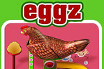 Match Eggz of the same color and conquer the clockwork coop!