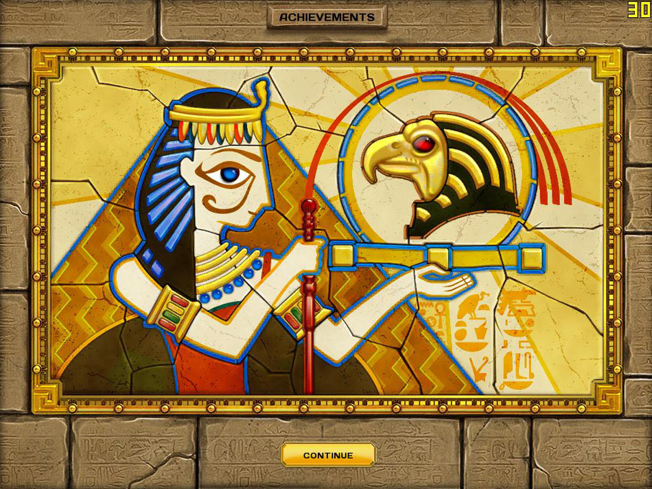 Egypt: Secret of Five Gods screen shot