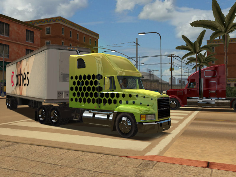 18 Wheels of Steel: American Long Haul screen shot