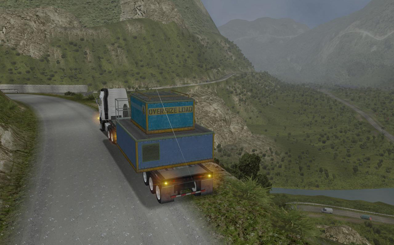 18 Wheels of Steel: Extreme Trucker screen shot