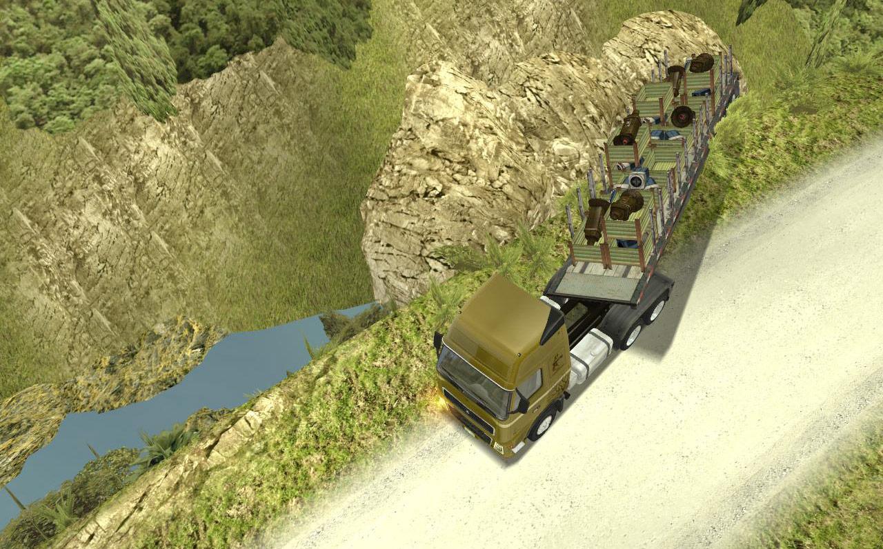 18 Wheels of Steel: Extreme Trucker screen shot