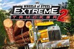 Recorre con los más fuertes en Eighteen Wheels of Steel: ¡Extreme Trucker 2!