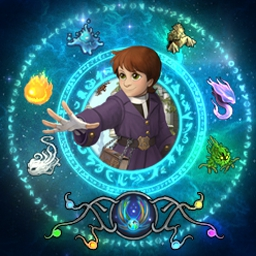 Elementals - The Magic Key - Solve puzzles and hunt for hidden items in Elementals - The Magic Key! - logo
