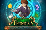 Solve puzzles and hunt for hidden items in Elementals - The Magic Key!