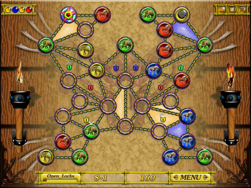 Elythril: The Elf Treasure screen shot