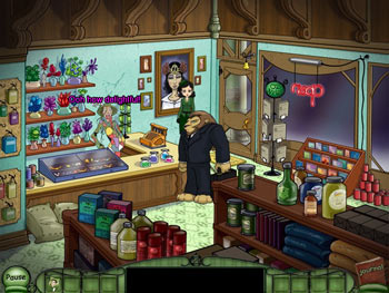Emerald City Confidential screen shot