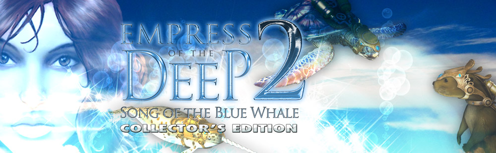 Empress of the Deep II : Song of the Blue Whale