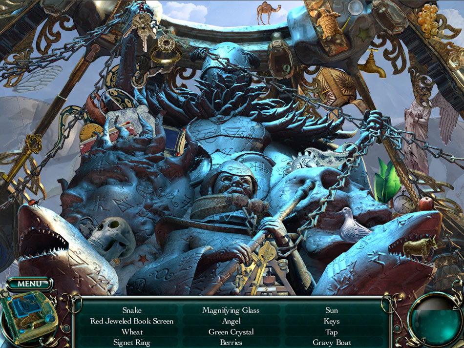 Empress of the Deep II : Song of the Blue Whale screen shot
