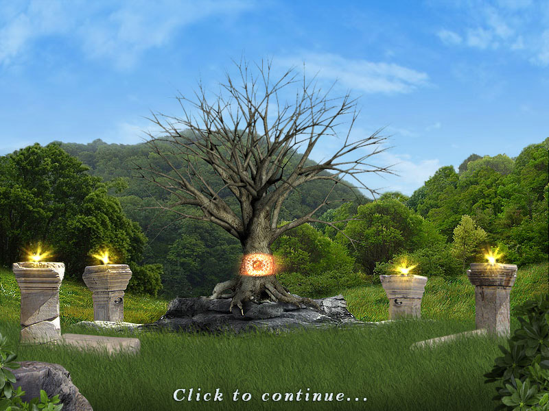 Enchanted Cavern screen shot