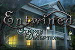 Murder and intrigue await you in Entwined: Strings of Deception, a hidden-object puzzle adventure mystery!
