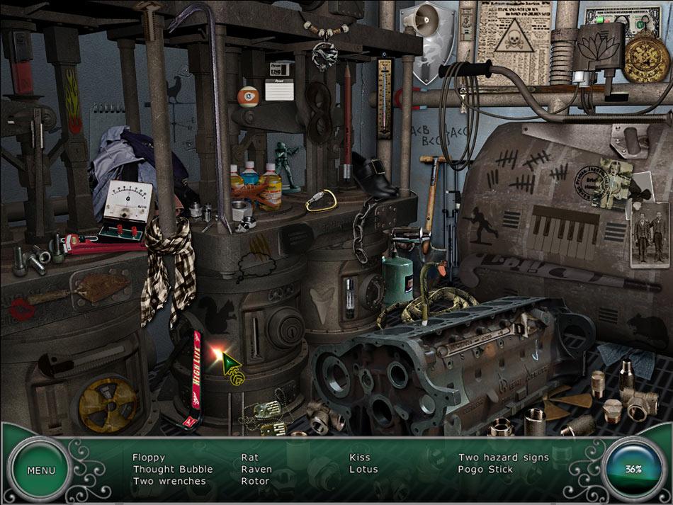 Epic Adventures: Cursed Onboard screen shot
