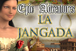Epic Adventures - La Jangada is a great game based on a Jules Verne novel.