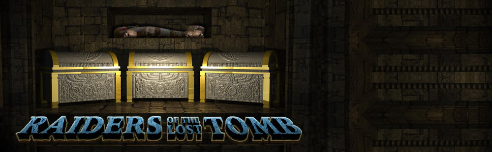Epic Slots: Raiders of the Lost Tomb