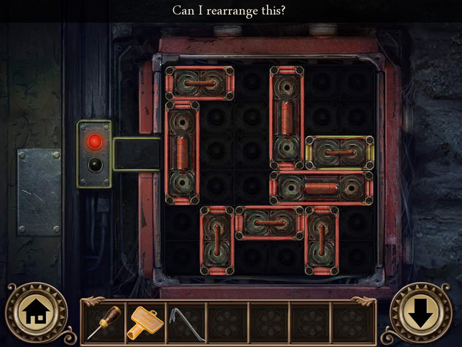 Escape From Darkmoor Manor screen shot