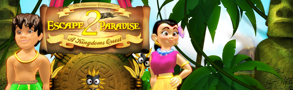 Escape from Paradise 2 - A Kingdoms Quest