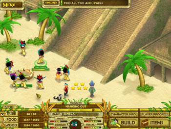 Escape from Paradise 2 - A Kingdoms Quest screen shot