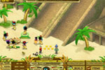 Screenshot of Escape from Paradise 2 - A Kingdoms Quest