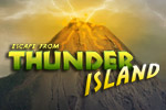 Escape from Thunder Island is a thrilling hidden object and solid adventure game filled with bloodthirsty beasts and a daring quest!