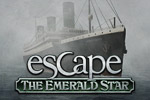 You awake to find your cruise ship abandoned and in disarray. Can you track down all the fragments of a map and Escape The Emerald Star?