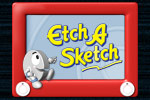 Full of art tools and unique games, Etch A Sketch® is creative fun for all!