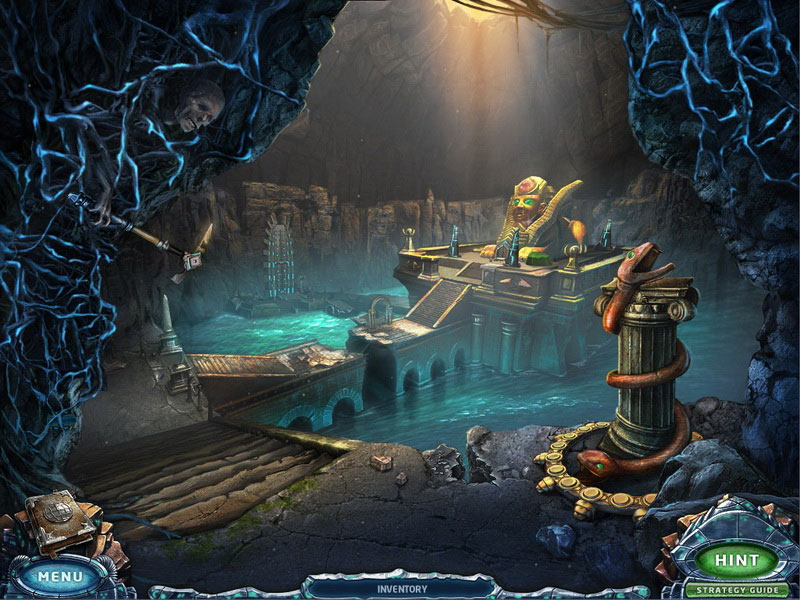 Eternal Journey: New Atlantis screen shot