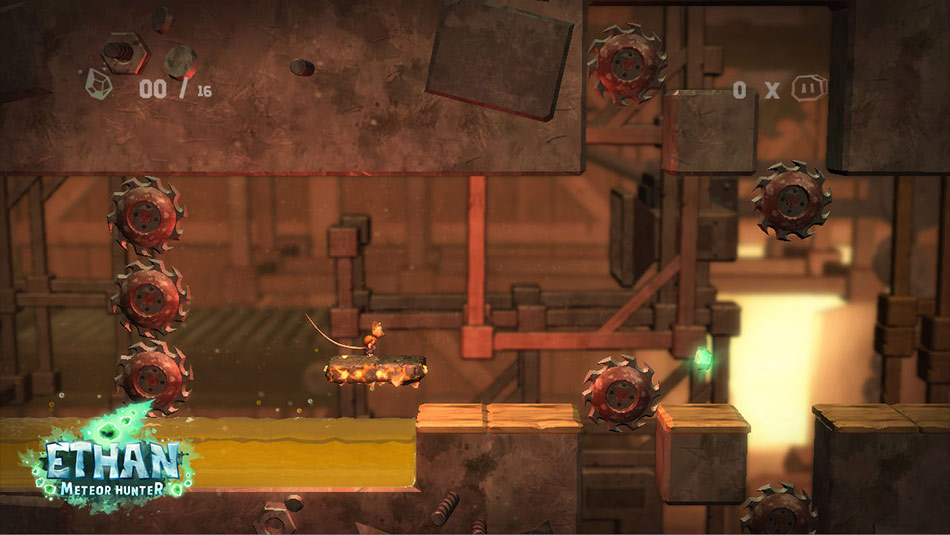 Ethan Meteor Hunter screen shot